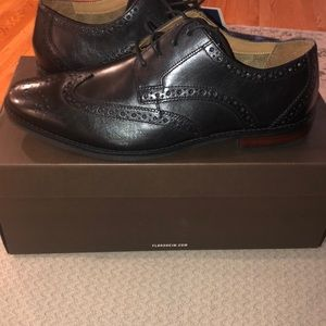 Florsheim wing ox dress shoes